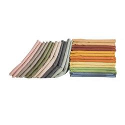 Cartoon lençóis de algodão Conjunto Bedsheet roupa de folhas
