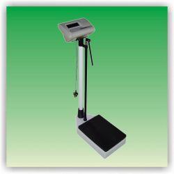 Tcs 200ARtデジタル移動式電子ボディスケール、重量および高さのスケール