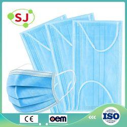 Профессиональных домашних Haze доказательства взрослых 50 ПК одноразовые 3-слойные защиты маску для лица