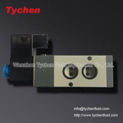Distributeur 5/2 pour actionneur pneumatique 220V AC/DC 24V