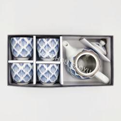Hight-Qualitätsc$hand-farbanstrich Porzellan Teaset/trinkendes Set/Geschenk-Set