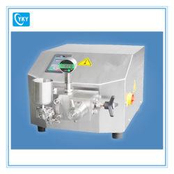 Laboratorio de Alta Potencia escritorio homogeneizador ultrasónico para productos químicos líquidos