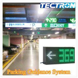 Intelligentes Parking Assist System für Einkaufszentrum Garages/CE Approved Car Parking Guidance/Parking Lot Sensor System