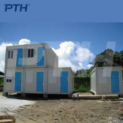 Китай сборные контейнера House Hotel в Филиппины