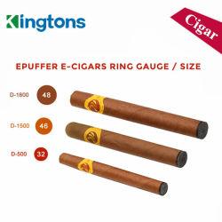 شعبيّة إلكترونيّة سيجارة 1800 أنفاق مستهلكة [إ] سيجار مع نكهات مختلفة