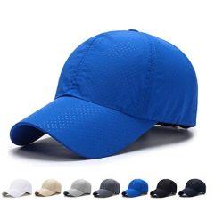 Im Freiensport-schneller Trockner, justierbare Schutzkappe, geeignet für das Komprimieren, fischend, Tennis-Betrieb und rütteln, mittlere Größe, blau