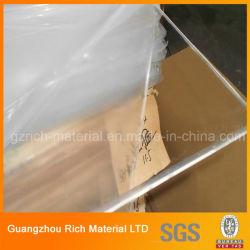 Feuille de plastique transparent en acrylique PMMA de plexiglas Perspex Conseil pour le MDF