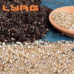 1-3mm/2-4mm/3-6 mm/5-8mm gránulo blanco Vermiculita expandida fabricante para el motor de arranque de semillas/gases de efecto