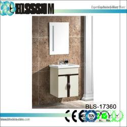 Meubles de salle de bains en PVC à bon marché Cabinet-17360 Set (BLS)