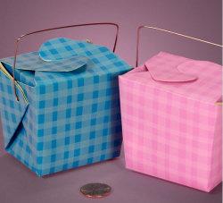 Panier de collection d'oeufs de mode avec poignées filaires (PB-089)