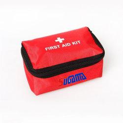 محمول السفر العسكري الطبى ميني الطوارئ مربع الإنقاذ الإسعافات الأولية مجموعة الأدوات