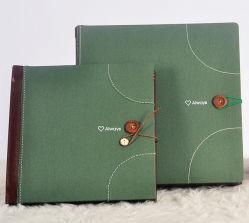 Классицистические альбомы изображения ткани для венчания ходят по магазинам (PA-021)