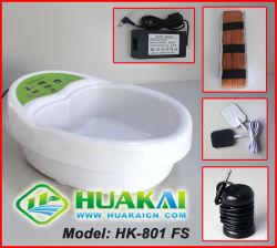 Nettoyer l'Ion Bain de pieds (HK-801FS)