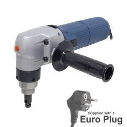 Longbow - cesoia del metallo del lamierino magnetico 500W - tagli fino all'acciaio di 2.5mm - euro cavo