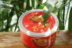 Fabricado na China de marisco superior qualidade 180g Laut Braised Abalone conservas abalone