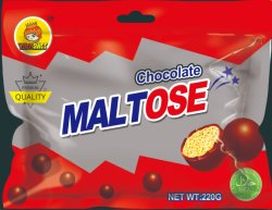Qualitäts-Maltose-Zuckerüberzogene Schokolade