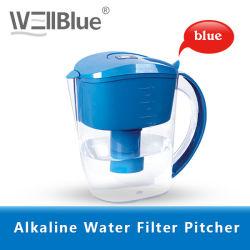 専門のアルカリ水フィルターPithcher