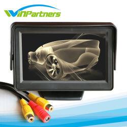 4.3Inch Ondash Monitor LCD, Auto TFT LCD, Tela de LED do painel da tela do visor