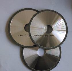 100-300d Diamond meulage de la résine de Roue de coupe d'obligations de roue