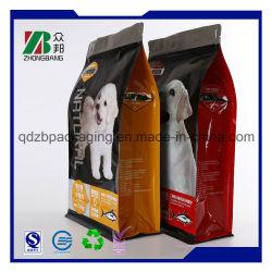 Pacote de alimentos para animais de plástico compósito