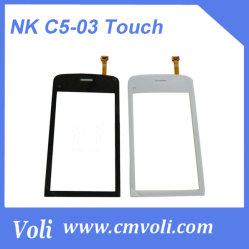Digitaliseur d'écran tactile du téléphone mobile pour le Nokia C5-03