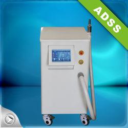 Vertical de refrigeración de la piel Depilación Láser instrumento