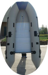 Liya 3,6 m aluminium de plancher de la vie gonflable bateau Bateaux de sauvetage rapide
