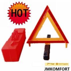 مثلث تحذير إشارة الخطر لحركة مرور السيارات العاكسة على الطريق (JMC-418B)