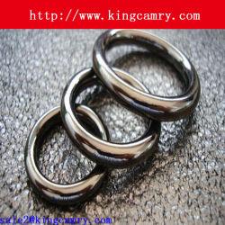 Anello spaccato della molla dell'anello dell'anello del metallo del giunto circolare del metallo dell'anello della lega dell'anello dell'anello rotondo del sacchetto