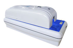 Cama de Massagem de boa qualidade três células, Electrique Eletromotriz Tabela de Massagem