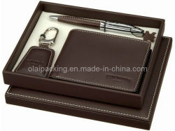 Élégant étui en cuir de luxe de fantaisie personnalisé (RWPH04)