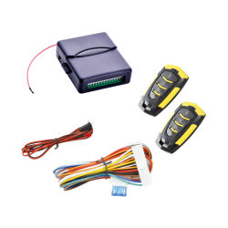La multi funzione Keyless entra nel sistema di obbligazione a distanza dell'allarme dell'automobile