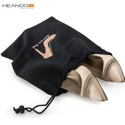 Curso de moda cordão organizadores de Embalagem Saco de sapata mulheres personalizada