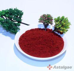 Poeder van Pluvialis van Haematococcus/Astaxanthin Poeder 4.5% het Pigment van het Voedsel