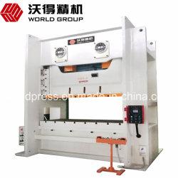 Jw36鉄の熱伝達販売のための250トンの二重ポイント力出版物機械
