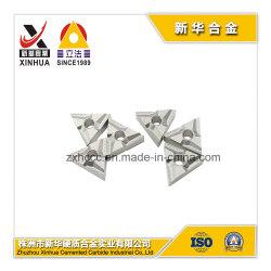 Alta calidad de carburo de tungsteno inserciones de Cermet Tnmg de Zhuzhou fabricante