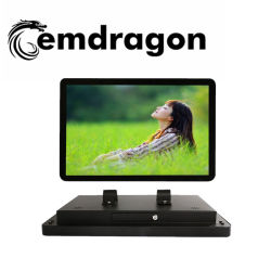 22 Polegadas Leitor Publicidade publicidade LED LCD Full HD player Ad Player Desbloqueado Music Player de Vídeo Digital Signage LCD