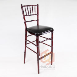 Mahony Color Beech Wood Chiavari Dining Bar stoeltje