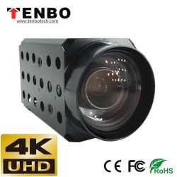 4K de 8MP con zoom 25X Ultra HD 5.6-144mm Seguridad CCTV LOW LUX IP CMOS Zoom de la cámara PTZ para el módulo de