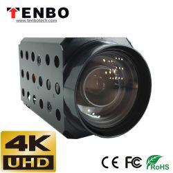 매우 4K 8MP HD 25X 급상승 5.6-144mm CCTV 안전 PTZ를 위한 낮은 럭스 CMOS IP 급상승 사진기 모듈
