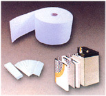 Стекловолоконные разделители для клапана регулируется свинцово-кислотных аккумуляторных батарей