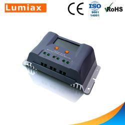 Accueil du système solaire PWM 40contrôleur de charge un écran LCD 12V 24V