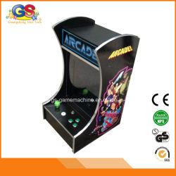 Juegos de arcada multi de la venta al por mayor de la máquina de la arcada de juego del coctel de los invasores DIY del espacio