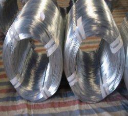 Fio galvanizado, Banheira de médios Fio galvanizado, médios a quente de aço galvanizado Fio