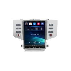 Lecteur de radio de voiture de l'écran vertical Style Tesla double DIN Toyota Mark X 2004-2009 Car-HiFi & Divertissements multimédia Appareil de navigation GPS