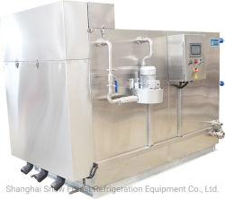 낙농장 우유 냉각을%s 이용되는 얼음 은행 물 냉각장치