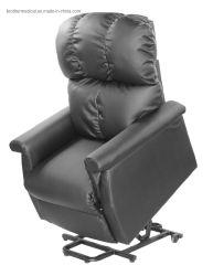 ファブリック助力家具卸売のための上昇のリクライニングチェアの椅子をマッサージするため