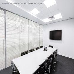 La puerta de cristal o una ventana de film adhesivo cocina ciego para la decoración de interiores