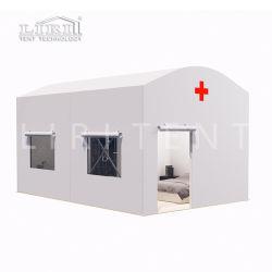 Для использования вне помещений временной чрезвычайной медицинской профилактики эпидемии палатку карантина