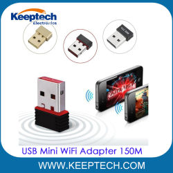 Mini Nano USB WiFi Adapter 150m Draadloze LAN van het Netwerk USB Kaart